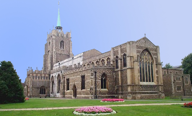 cathedral in chelmsford