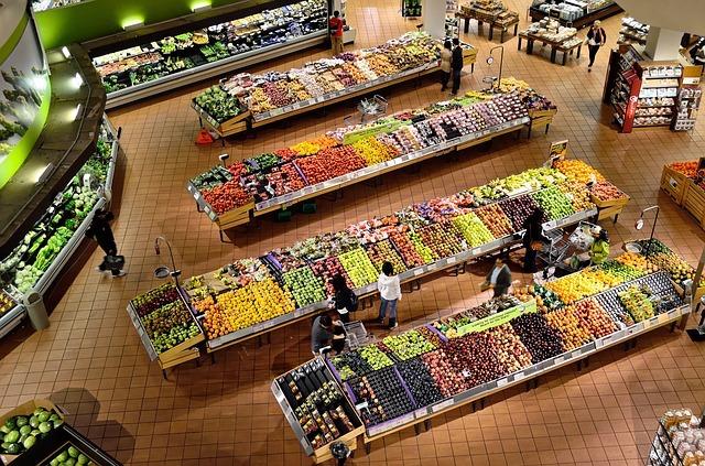 pests in essex supermarket