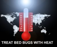 treat bed bugs with heat